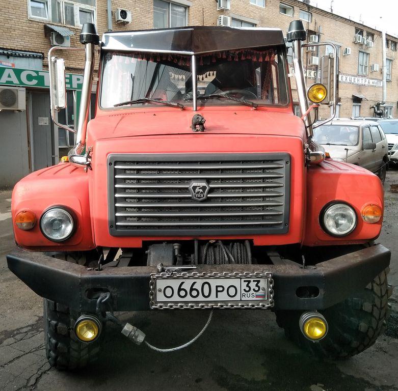 Газ 33081 Егерь